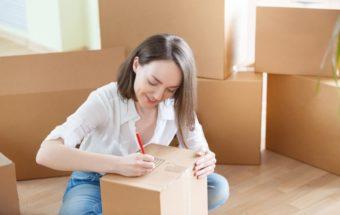 Vente de carton et d'emballage pour préparer son déménagement par Poisson déménagement